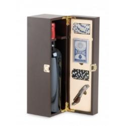 Cassetta legno poker