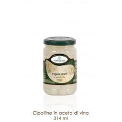 Cipolline in aceto di vino